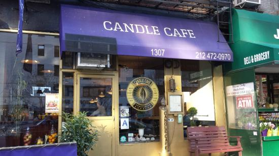 Candle Cafe New York