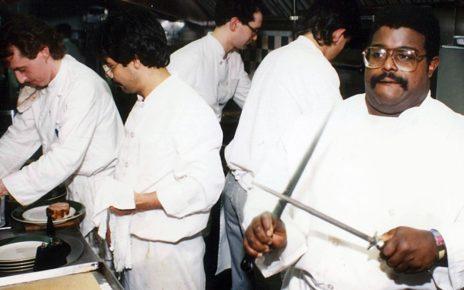 Chef Patrick Clark