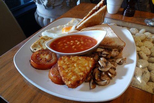 English Breakfast photo