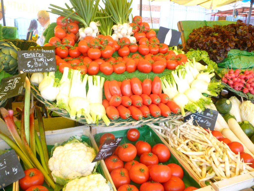 French Vegetables